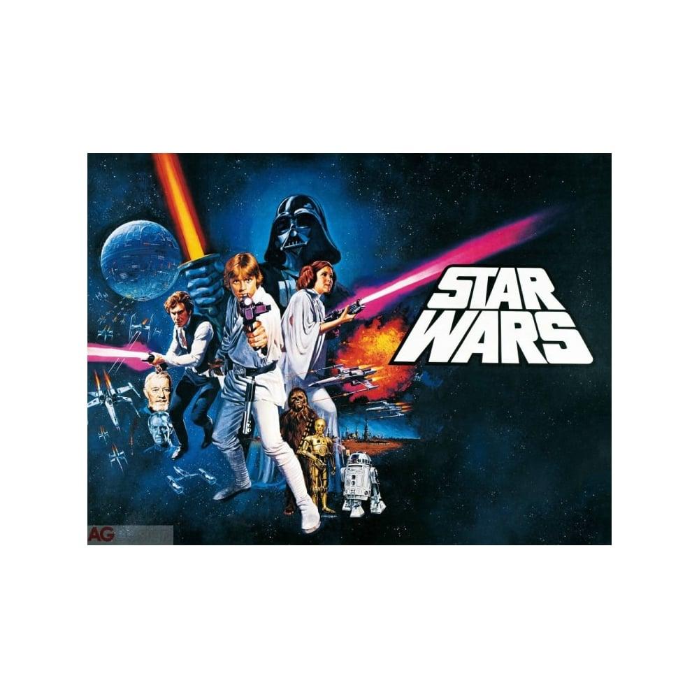 5041 childrens starwars wallpaper mural dimensions: 360 x 253 cm
