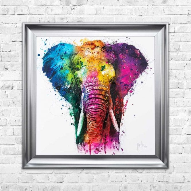 AFRICA FRAMED WALL ART