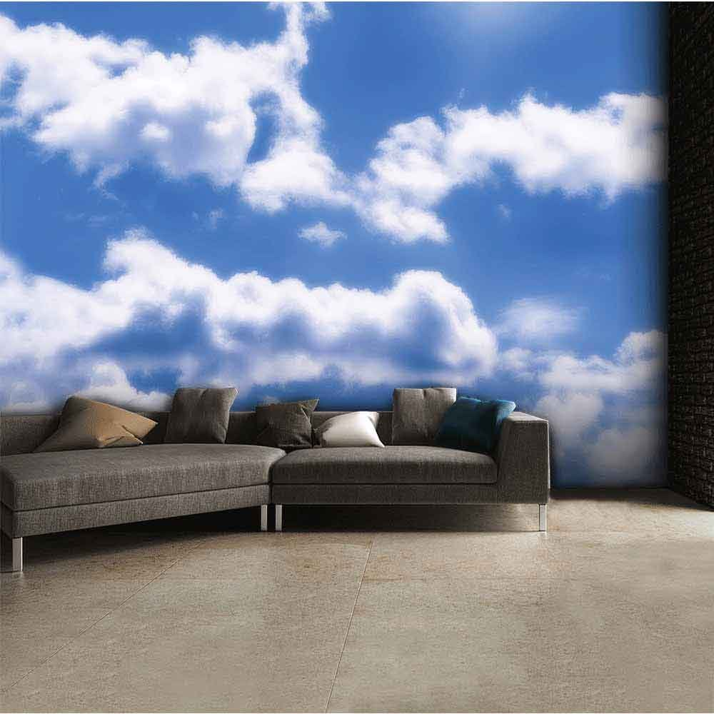 Clouds Wallpaper Mural   315cm x 232cm