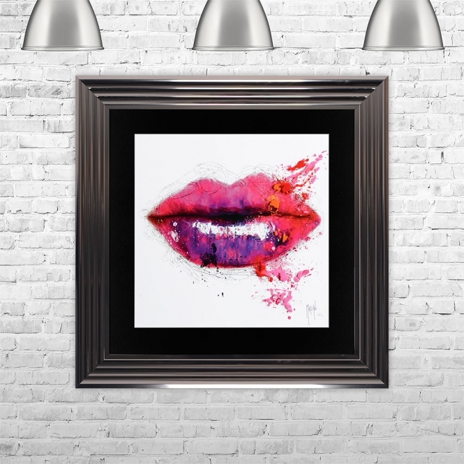 Patrice Murciano COLOR OF KISS | | 75cm x 75cm