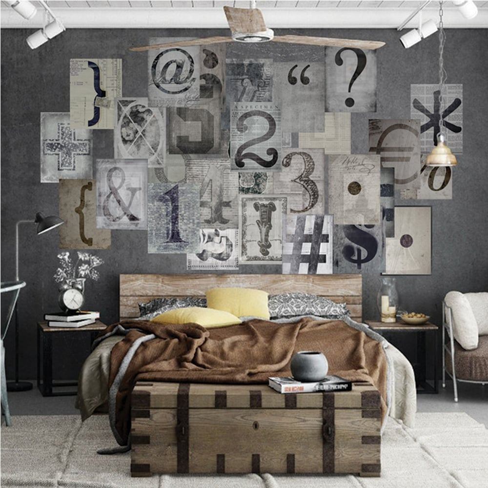 Collage Wall Murals 1wall