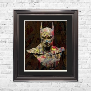 Batman Limited Edition Framed Artwork