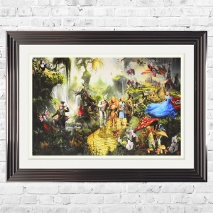 FAIRYTALE FANTASY Limited Edition Framed Artwork