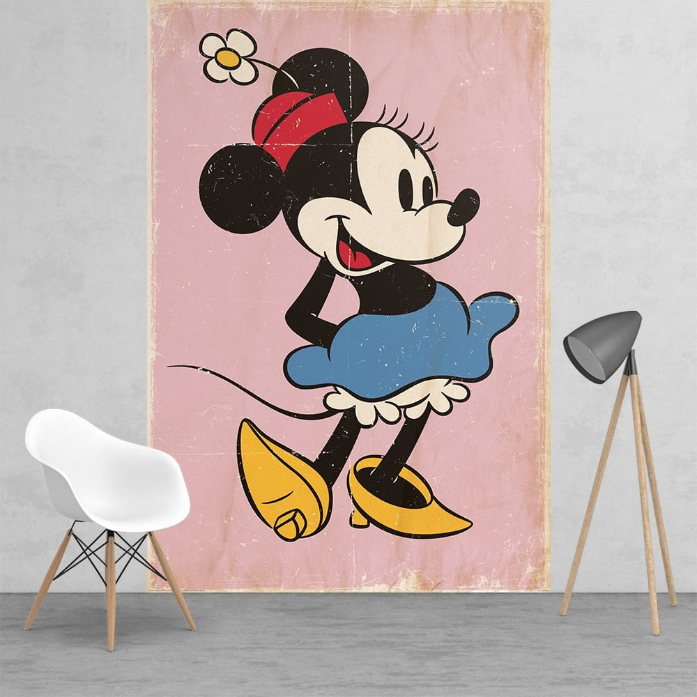 Disney Minnie Mouse Classic Vinatge