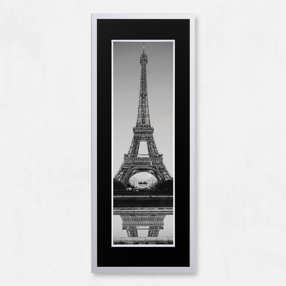 Shh interiors framed eiffel tower with liquid glass and swarovski shh interiors framed eiffel tower with liquid glass and swarovski crystals 40 x 100cm jeuxipadfo Images
