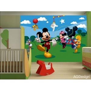 FTD 0253 PHOTO DISNEY MICKEY MOUSE Dimensions: 360 x 254 cm