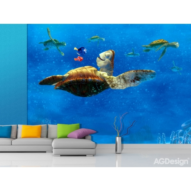 FTD 5034 PHOTO DISNEY NEMO PIXAR Dimensions: 360 x 254 cm