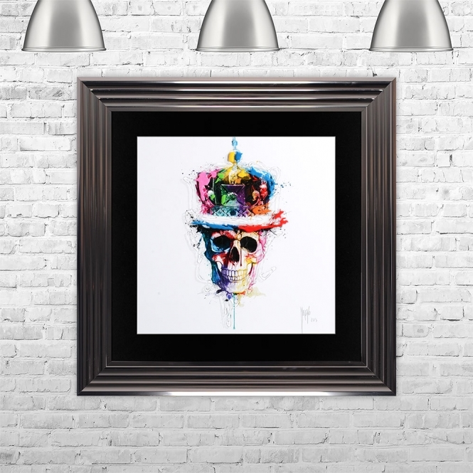 Patrice Murciano GOD SAVE THE QUEEN | | 75cm x 75cm