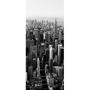 New York Door Mural 0.95 x 2.1m