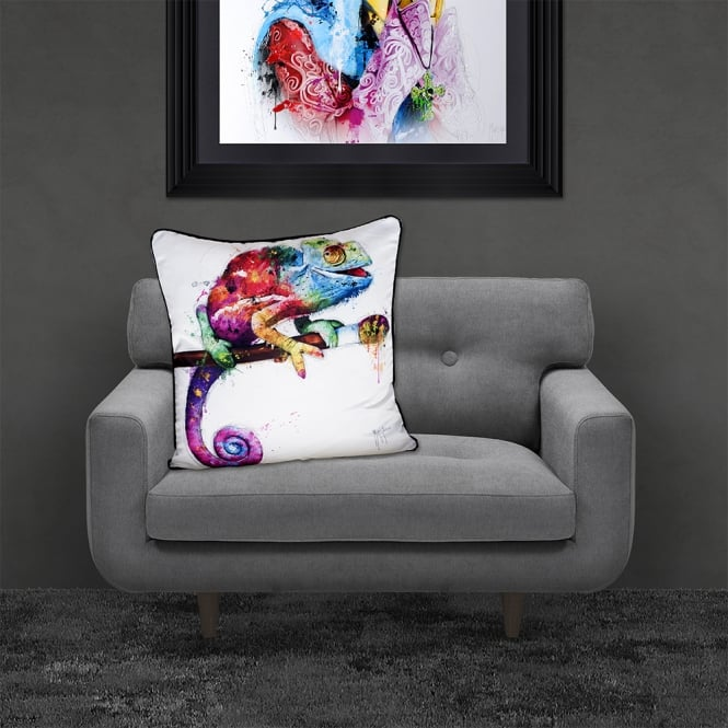 Patrice Murciano Licensed 55cm Luxury Feather Filled Cushion - Pop Evolution