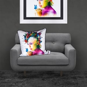 Patrice Murciano Licensed 55cm Luxury Feather Filled Cushion - Power of Love