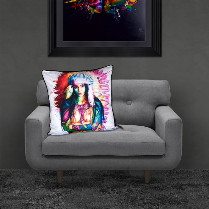Patrice Murciano Licensed 55cm Luxury Feather Filled Cushion - The Dream Seeker