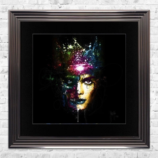 Patrice Murciano Michael Jackson Limited Edition Framed Liquid Artwork Signed with Limited Edition Number