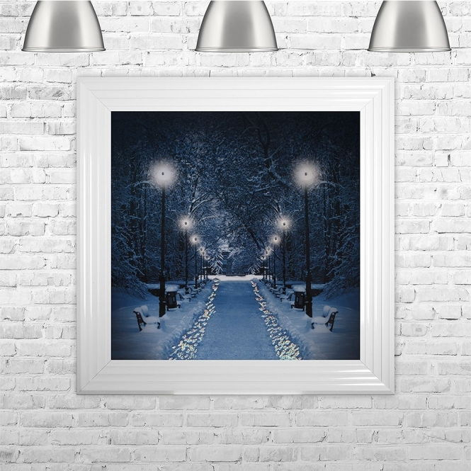 SHH Interiors Winter Walkway | 75cm x 75cm