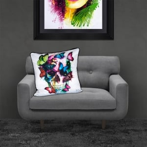 Patrice Murciano Licensed 55cm Luxury Feather Filled Cushion - SOUL'S COLOURS