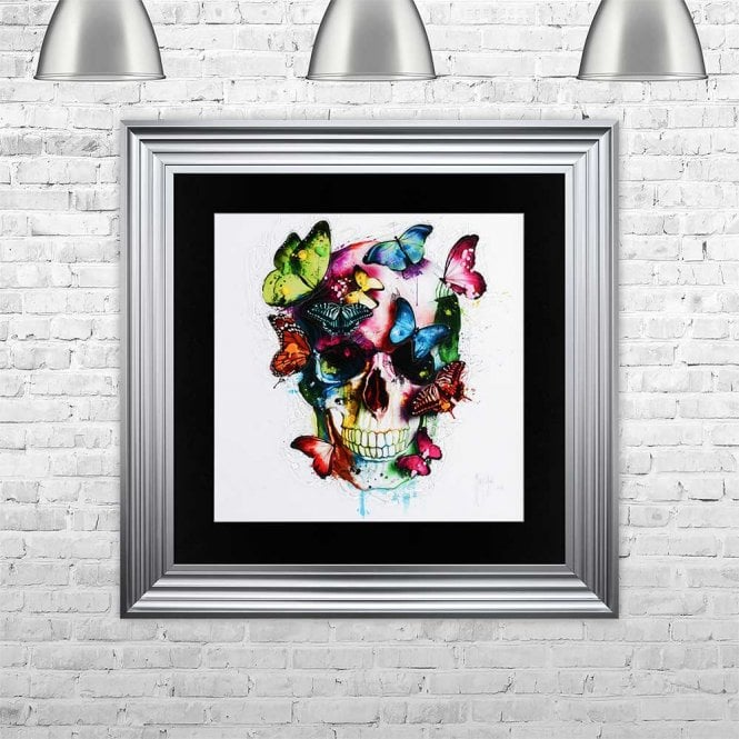 SOULS COLOURS FRAMED WALL ART