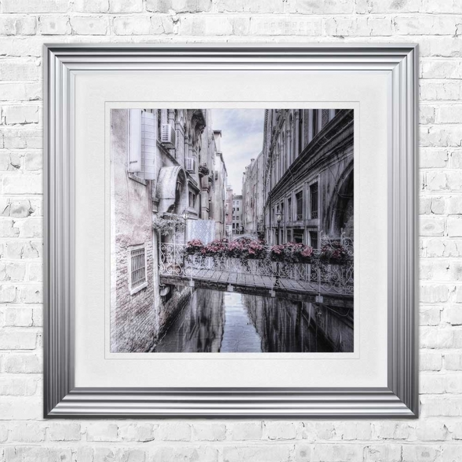 VENICE 1 WM Wall Art | 90cm x 90cm
