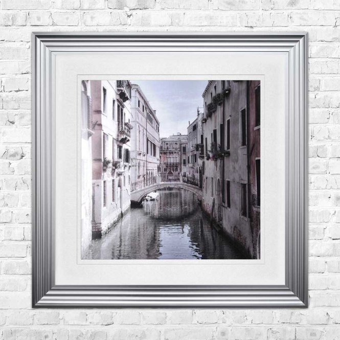 VENICE 2 WM Wall Art | 90cm x 90cm