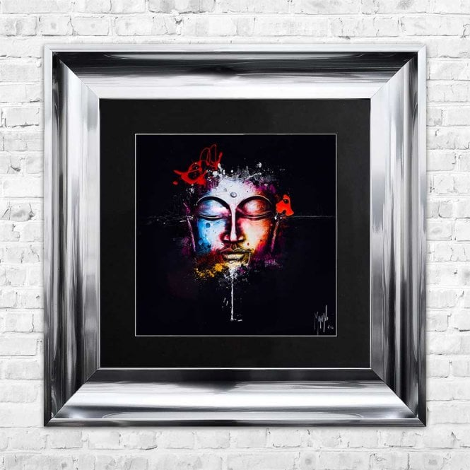 ZEN POP FRAMED WALL ART